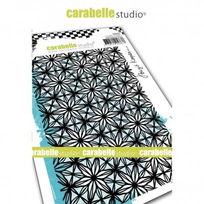 Carabelle Studio Cling Stamp - Floral Lace