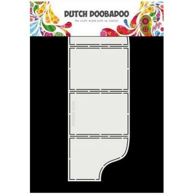 Dutch Doobadoo Dutch Card Art Schablone - File Folder