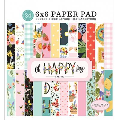 Carta Bella Oh Happy Day Designpapier - Paper Pad