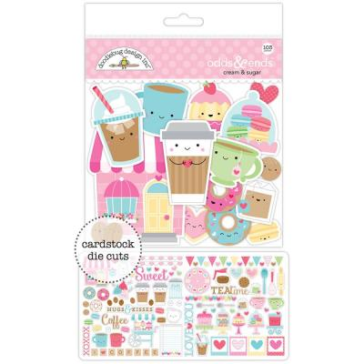 Doodlebug  Cream & Sugar - Odds & Ends