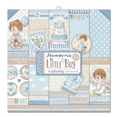 Stamperia Designpapier - Little Boy