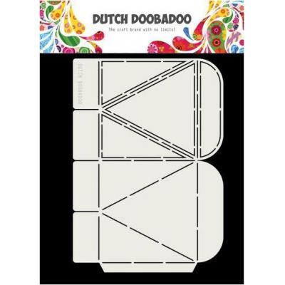Dutch Doobadoo Dutch Box Art Schablone - Alex