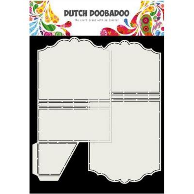 Dutch Doobadoo Card Art - Mini Album mit Tasche