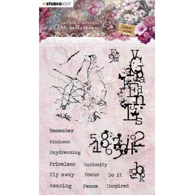 StudioLight Jenine's Mindful Art Clear Stamps - Nr. 9