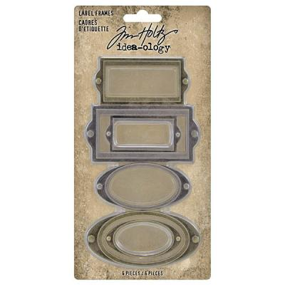 Idea-ology Tim Holtz - Label Frames