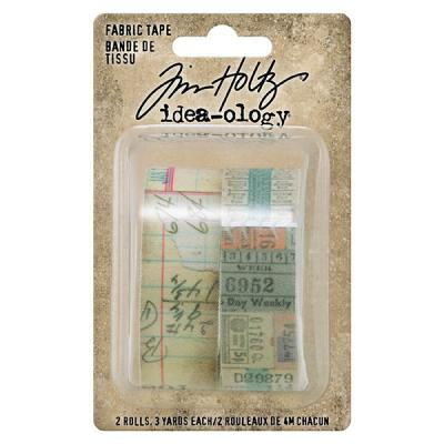 Idea-ology Tim Holtz - Fabric Tape