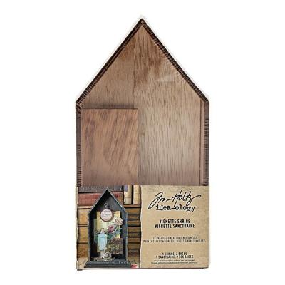 Idea-ology Tim Holtz - Vignette Shrine