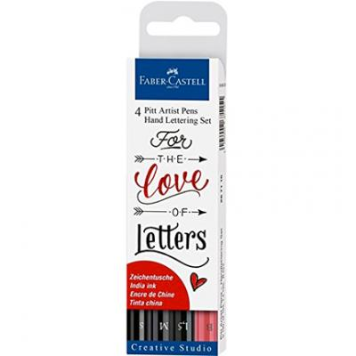 Faber Castell Handlettering Pens - For the Love of Letters