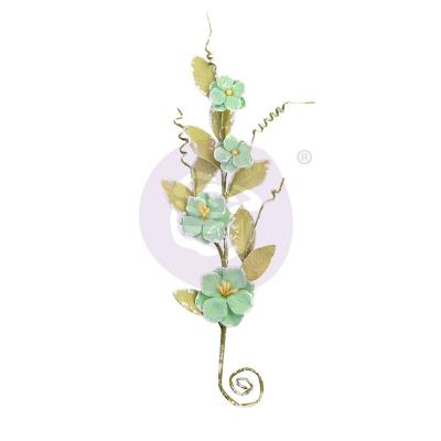 Prima Marketing Pretty Mosaic Flowers - Aventurine