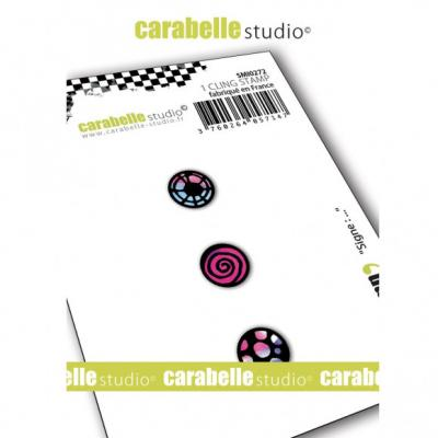 Carabelle Studio Cling Stamp - Punkte