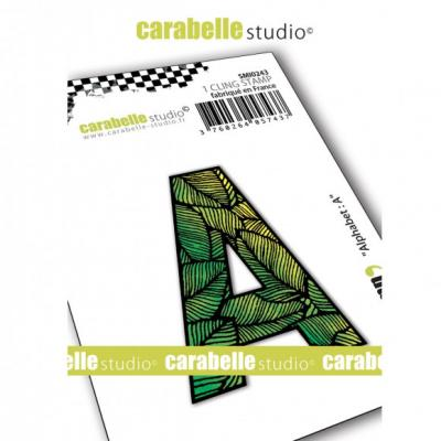 Carabelle Studio Cling Stamp - A