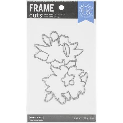 Hero Arts Frame Cut Dies - Dreams Will Blossom