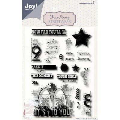 Joy!Crafts Clear Stamps - Streetwear