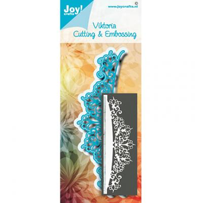 Joy!Crafts Stanzschablone - Rand Victoria