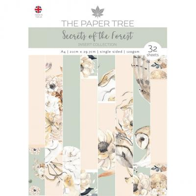 Creative Expressions The Paper Tree Secrets Designpapier - Insert Collection