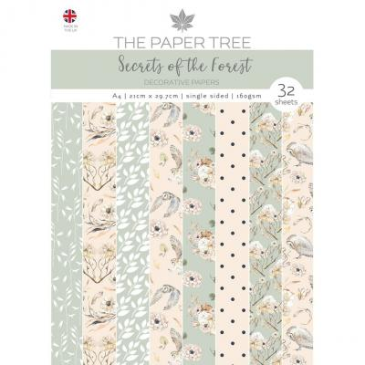 Creative Expressions The Paper Tree Secrets Designpapier - Backing Papers