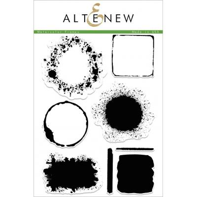 Altenew Clear Stamps - Watercolor Frames