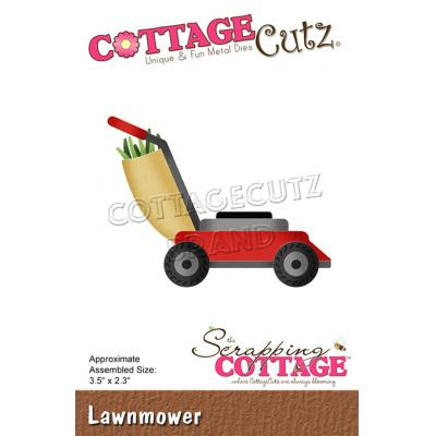 CottageCutz Scrapping Cottage Dies - Lawnmower