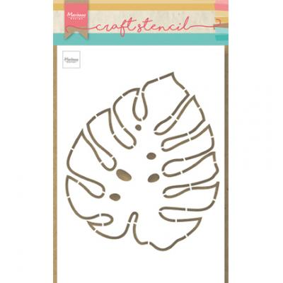Marianne Design Stencil - Monstera Leaf