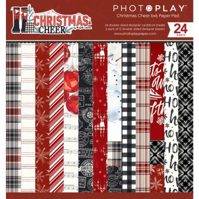 PhotoPlay Christmas Cheer Designpapier - Christmas Cheer