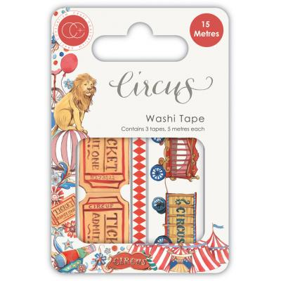 Craft Consortium Circus - Washi Tape