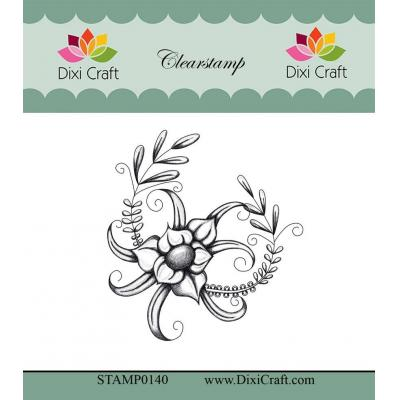 Dixi Craft Botanical Collection Clear Stamp - 6