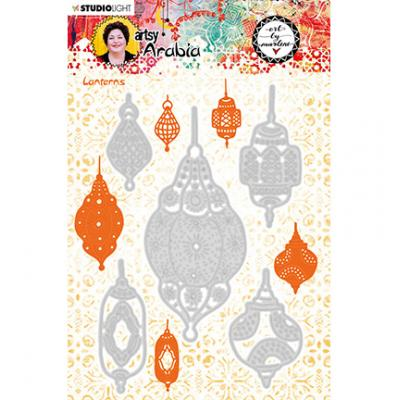 StudioLight Artsy Arabia By Marlene Embossing Die Cut - Nr. 11