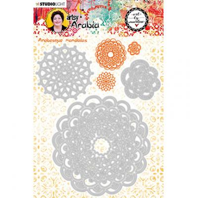 StudioLight Artsy Arabia By MarleneEmbossing Die Cut - Nr. 10