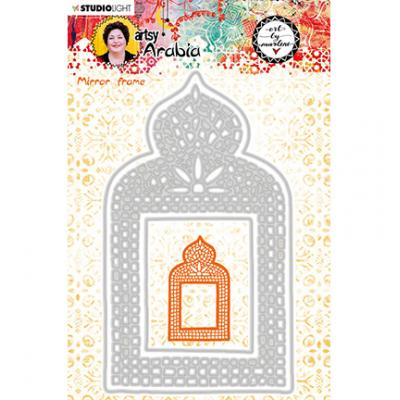 StudioLight Artsy Arabia By Marlene Embossing Die Cut - Nr. 08