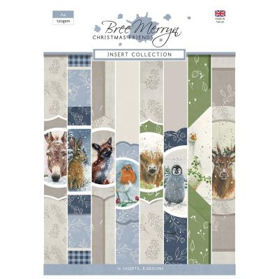 Creative Expressions Bree Merryn Designpapier - Insert Collection