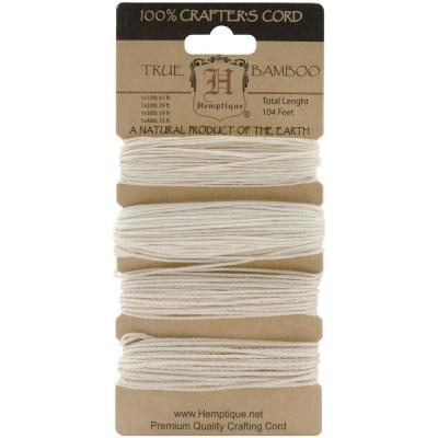 Hemptique Bamboo Cord - Natural