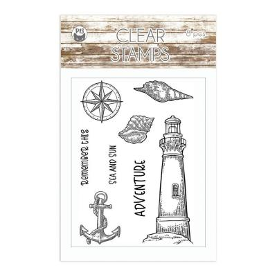 Piatek13 Clear Stamps - Beyond The Sea
