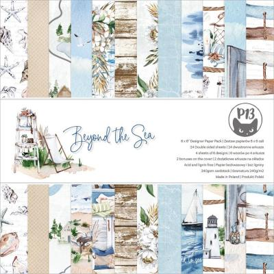 Piatek13 Beyond The Sea - Paper Pad