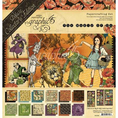 Graphic 45 The Magic of Oz - Collector's Edition