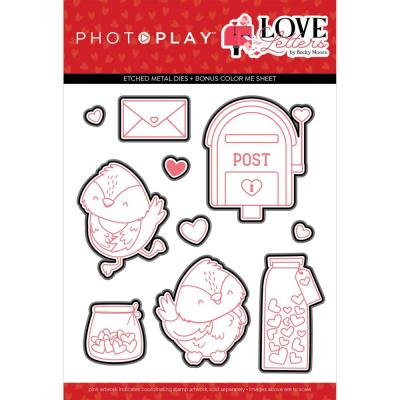 PhotoPlay Love Letters Dies - Love Letters