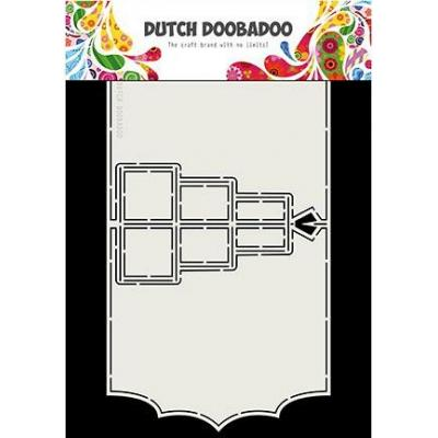 Dutch DooBaDoo Card Art - Present