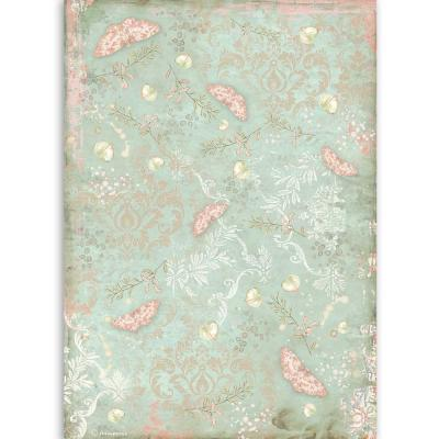 Stamperia Orchids and Cats Rice Paper - Butterfly