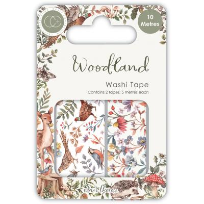Craft Consortium Woodland - Washi Tape