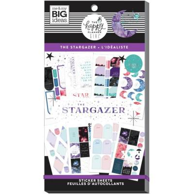 me & my BIG ideas The Happy Planner Value Pack Sticker - The Stargazer
