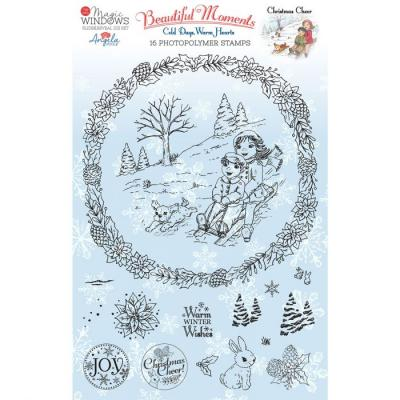 Creative Expressions Clear Stamps - Christmas Cheer