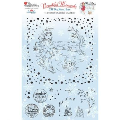 Creative Expressions Clear Stamps - Winter Days