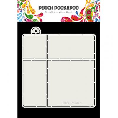 Dutch DooBaDoo Card Art - Cadeautje
