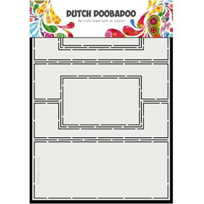 Dutch DooBaDoo Card Art - Foldback