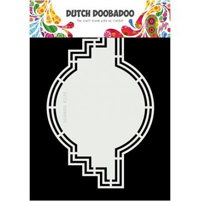 Dutch DooBaDoo Shape Art - Janneke
