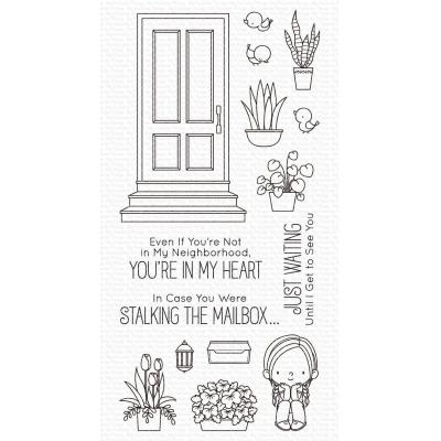 My Favorite Things Clear Stamps - Sittin' Pretty