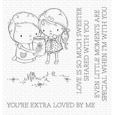 My Favorite Things Clear Stamps - Firefly Friends
