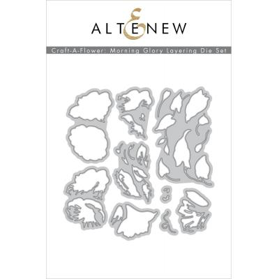 Altenew Die Set - Craft-A-Flower Morning Glory Layering