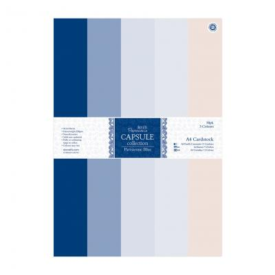 Parisienne Blue - Capsule Collection Cardstock