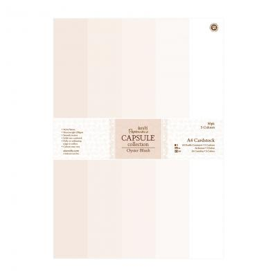 Oyster Blush - Capsule Collection Cardstock