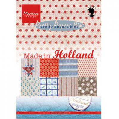 Papierblock DIN A5 Made in Holland